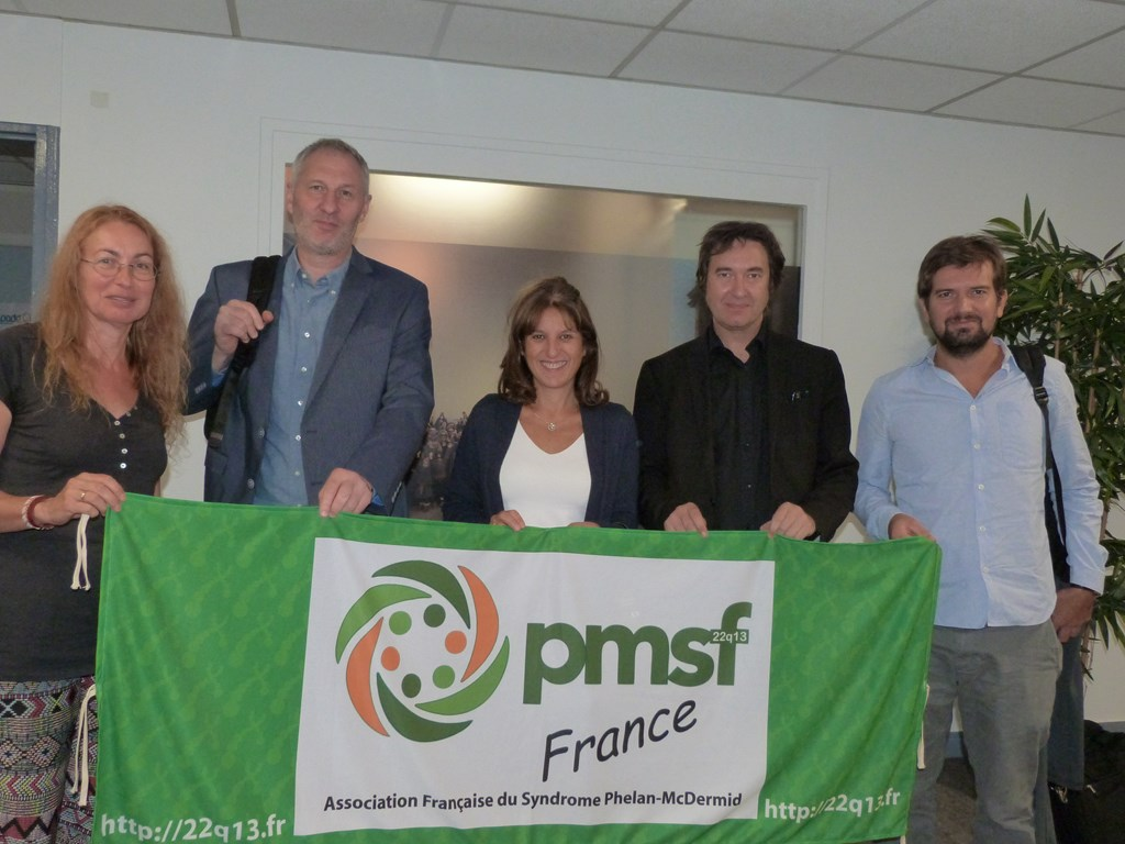 Premier conseil scientifique de l'association.JPG